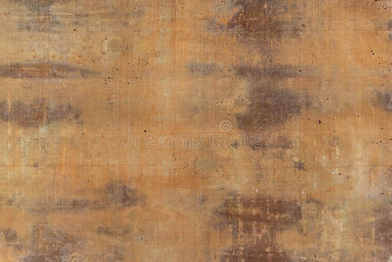 Worn brown wall with texture royalty free stock photo