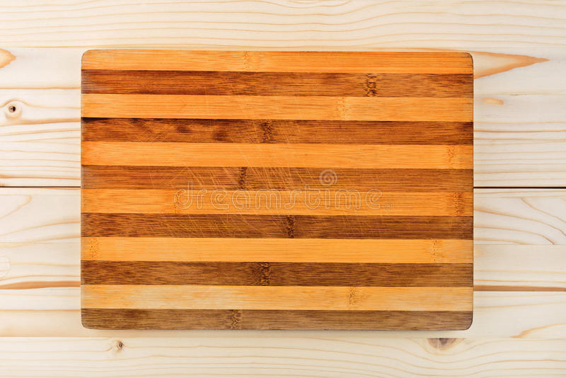 download worn butcher block cutting and chopping board as background stock photo image