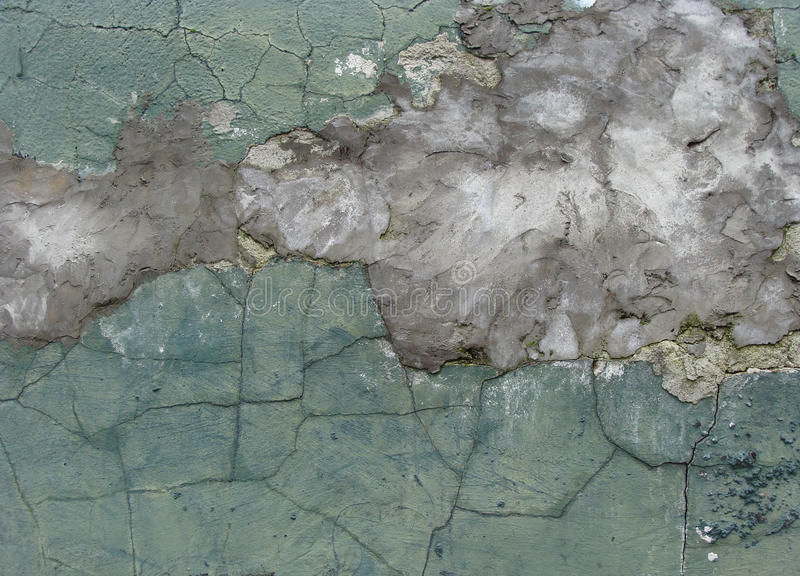 Download Worn Green Yellow Grunge Wall Background Royalty Free Stock Photography - Image: 23002267