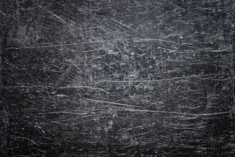 damaged steel texture dark metal background with