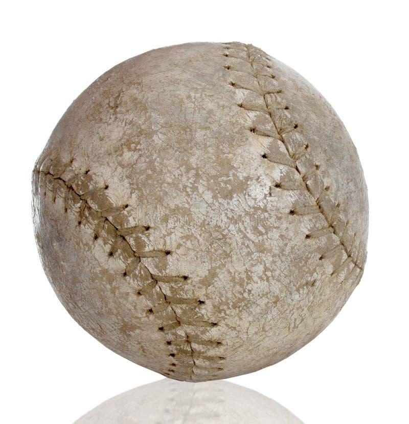 Download Worn out softball stock photo. Image of macro, closeup - 19168612