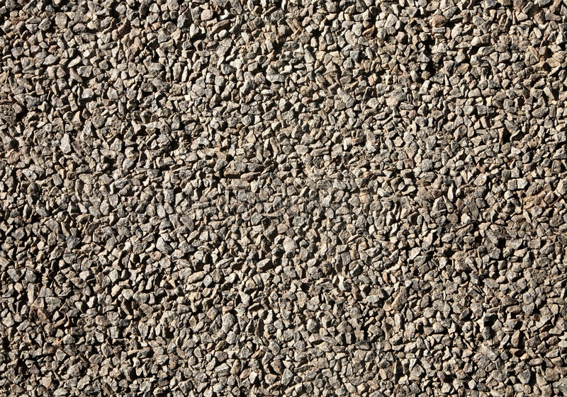Worn tarmac road surface. royalty free stock photo