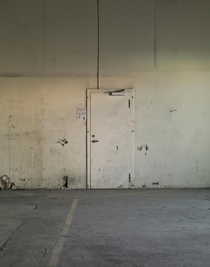 Download Worn Warehouse stock photo. Image of loneliness, back - 21767028
