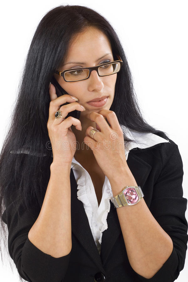 Download Worried businesswoman stock image. Image of business - 11750501