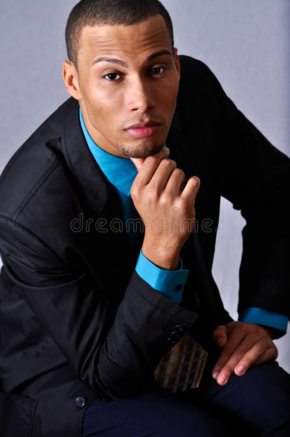 Download Worried expression stock image. Image of businessman - 17325161