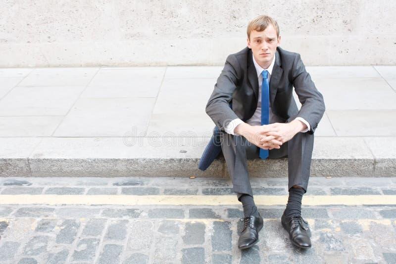 Download Worries stock photo. Image of sitting, broker, worried - 11402760