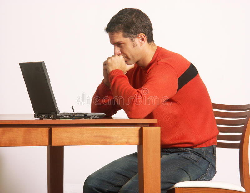 Download Worry business stock photo. Image of business, alone - 21864584