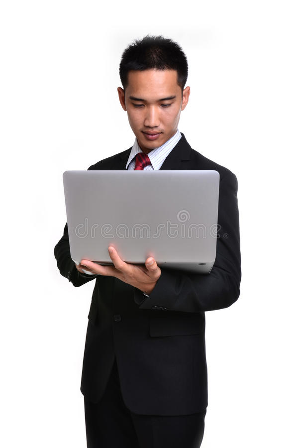 Download Worry Business Man Isolated Stock Image - Image: 32095597