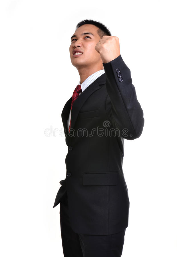 Download Worry Business Man Isolated Stock Image - Image: 32095607