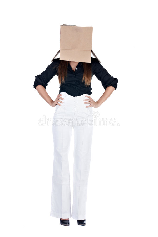 Download Worry businesswoman stock photo. Image of confused, manager - 7705780