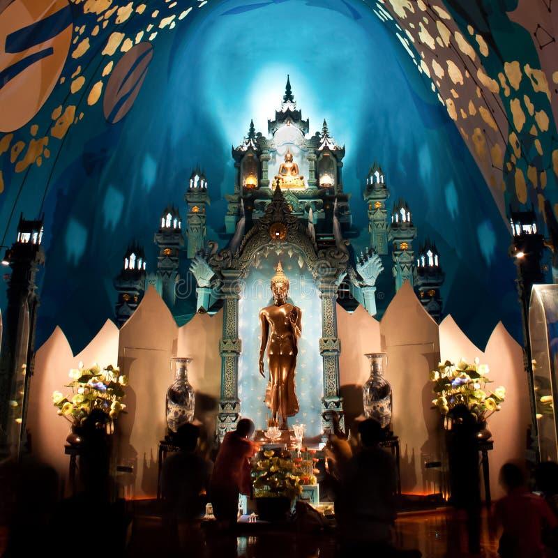 Worship stock image