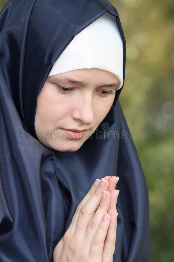 Download Worship for the peace stock photo. Image of praying, monastery - 15385400