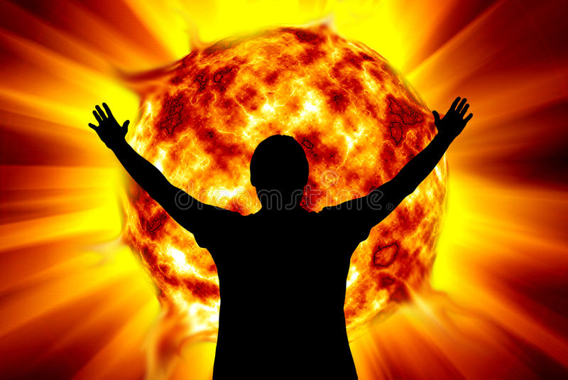 Download Worship to God stock photo. Image of religion, icon, apocalypse - 11698600