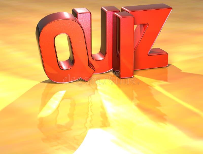 Wort Quiz
