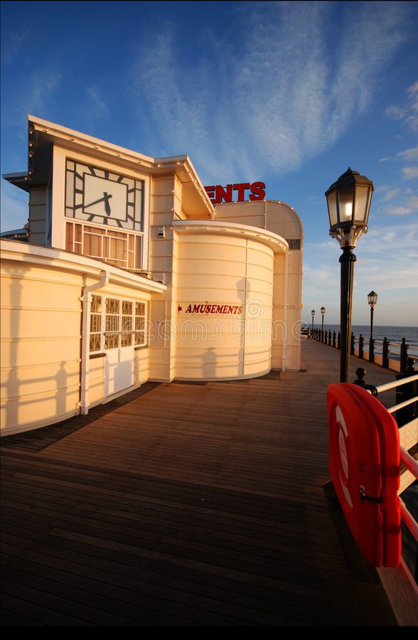 Free Worthing Pier Stock Images - 6313944