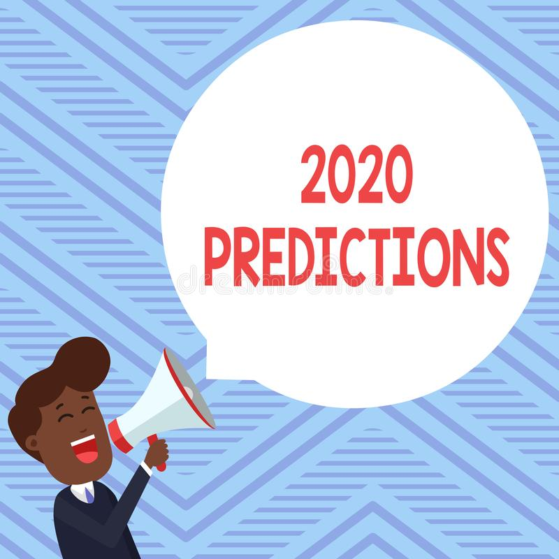 Vorhersagen 2020