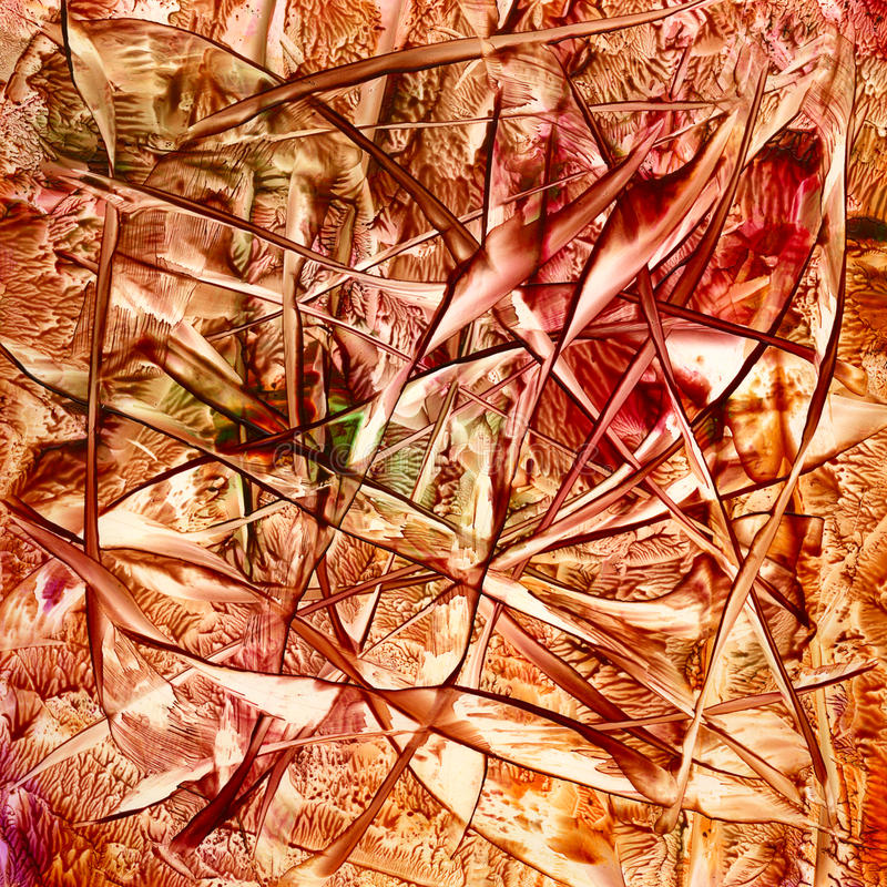 Jesień abstrakt ilustracji