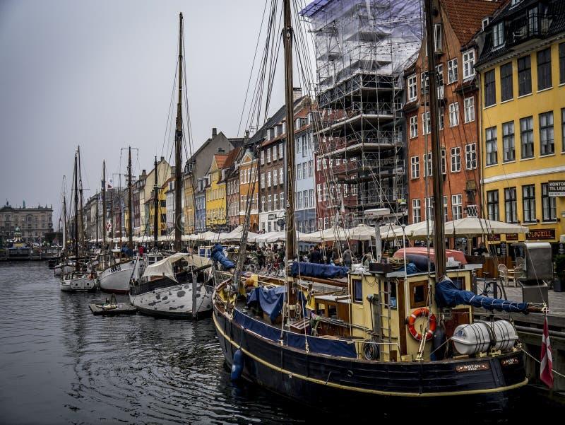Wotan Nyhavn fotografering för bildbyråer