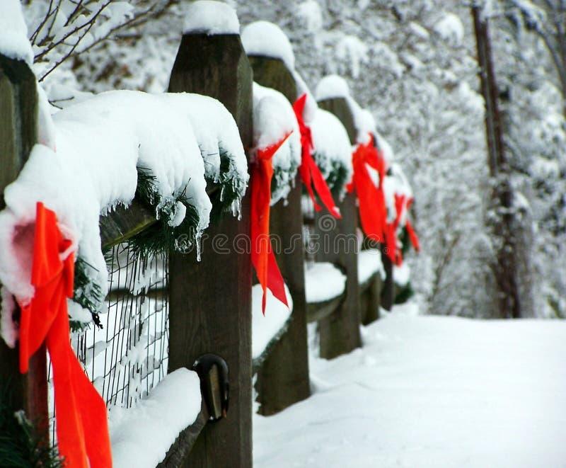 Download Wounderland зимы стоковое фото. изображение насчитывающей снежно - 41653570