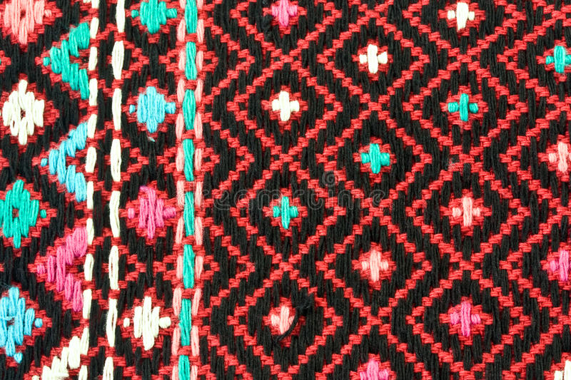 background of woven fabric