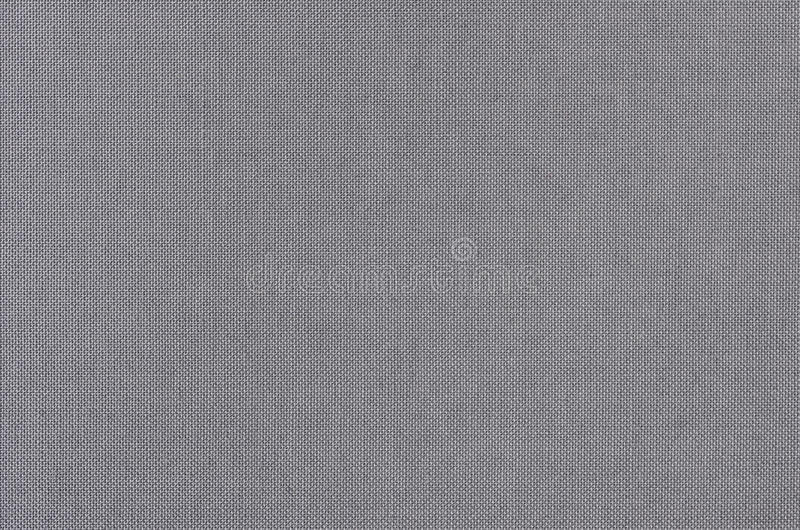 Woven fabric texture background. Gray woven fabric texture background royalty free stock images