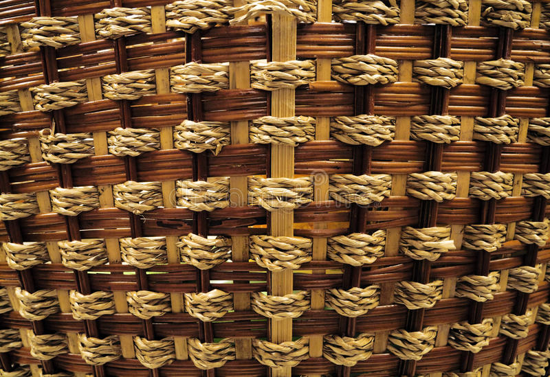 Download Woven fibres stock photo. Image of plant, brown, culture - 20074462