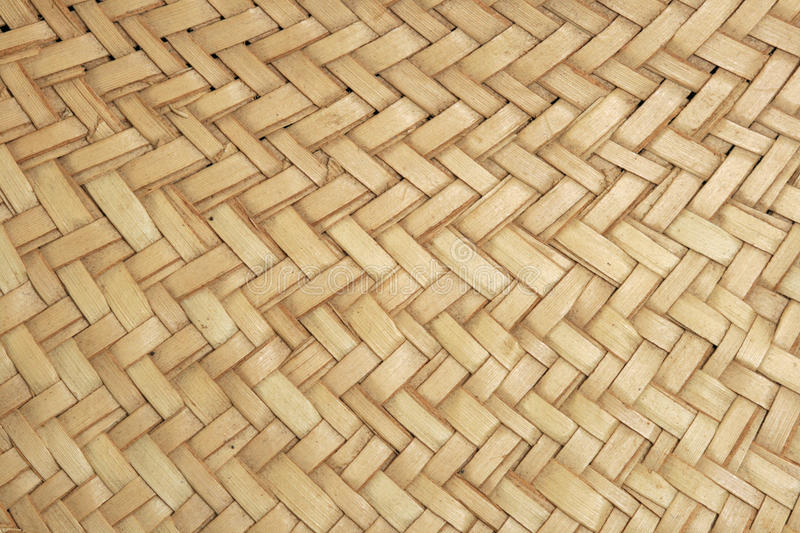 Woven straw royalty free stock photography