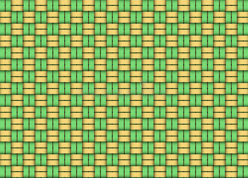 Download Woven table cloth stock illustration. Image of cloth, weave - 6972776