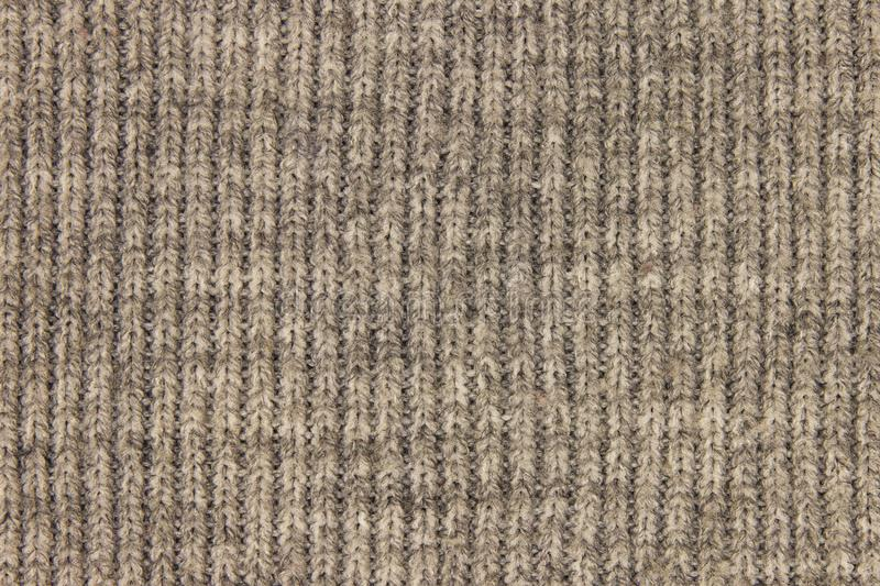 Woven wool as a background image stock photo