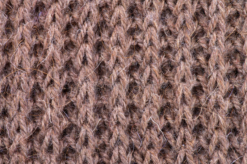 Woven Wool Background