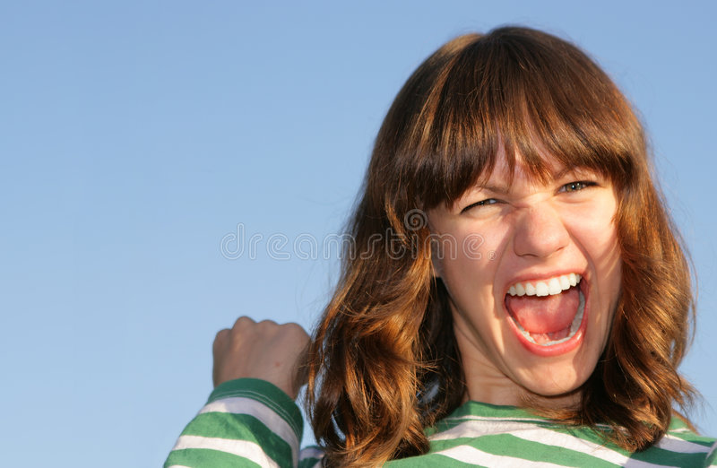Wow! stock photography