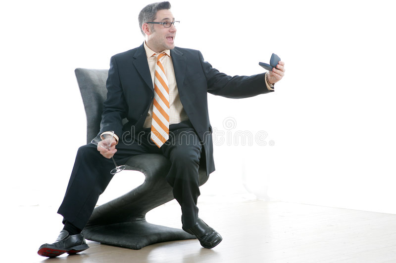 Download Wow this is for ME? stock image. Image of disbelieving, businesspeople - 48963