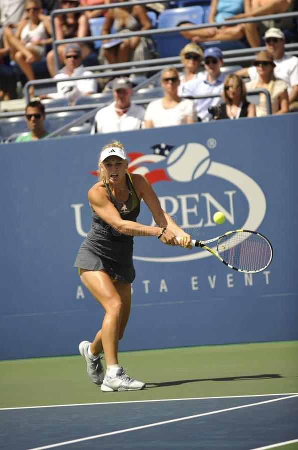 Download Wozniacki # 1 US Open 2010 (47) Editorial Photography - Image: 18494562