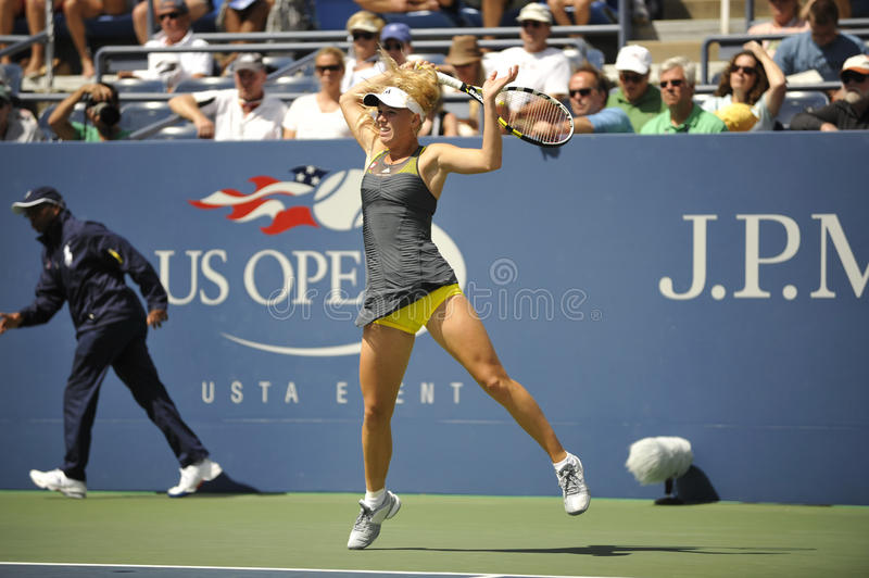 Download Wozniacki # 1 US Open 2010 (63) Editorial Image - Image: 18494570