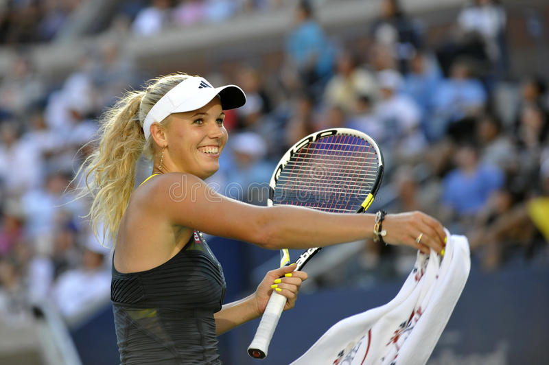 Download Wozniacki # 1 US Open 2010 (67) Editorial Photography - Image of sports, ranking: 18494577