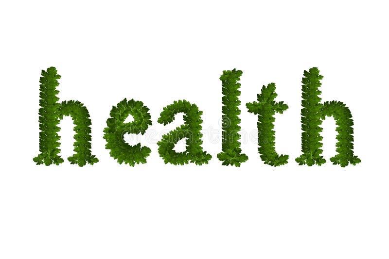 Download Wpisowi zdrowie zielenie zdjęcie stock. Obraz złożonej z biały - 57671758