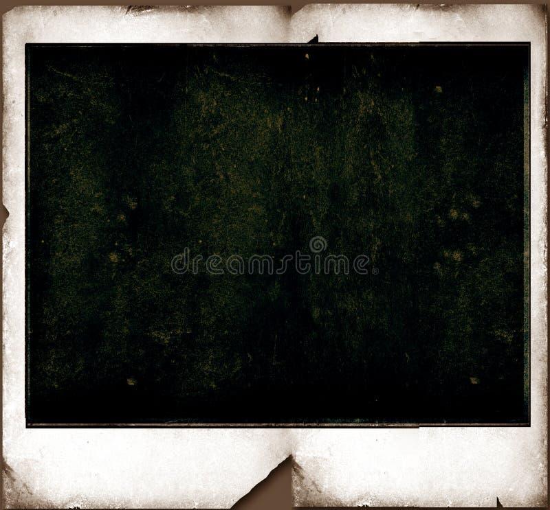 wrabia rocznego polaroidu ilustracja wektor