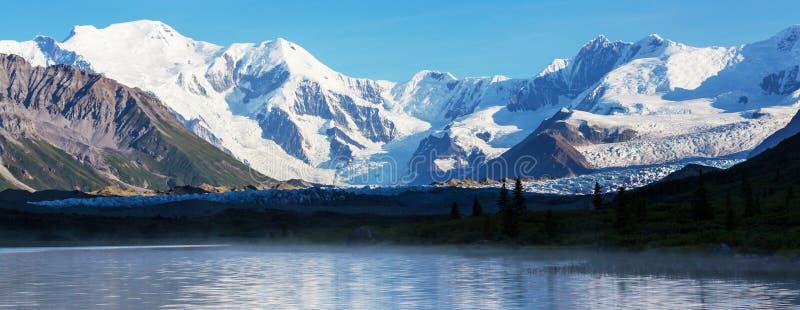 Wrangel-St Elias NP Alaska lizenzfreies stockfoto