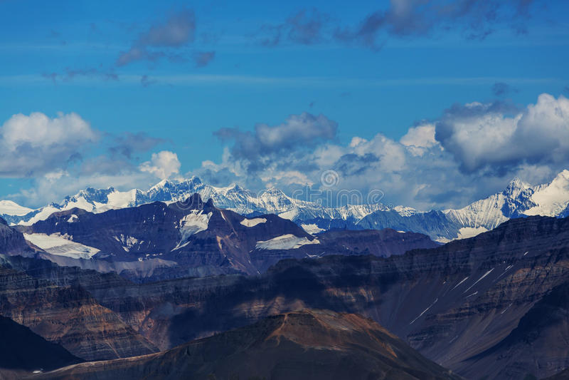 Download Wrangell stockbild. Bild von spur, serenity, spitze, landschaften - 90227547