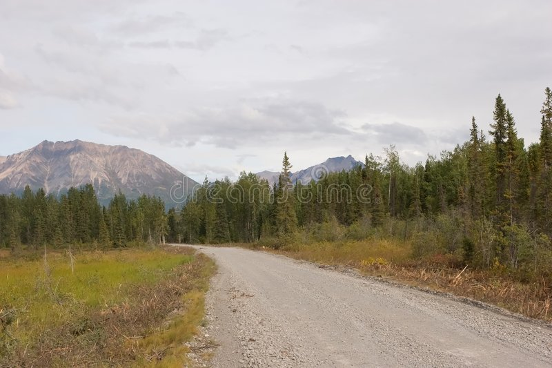 Wrangell-Rue. Elias image libre de droits