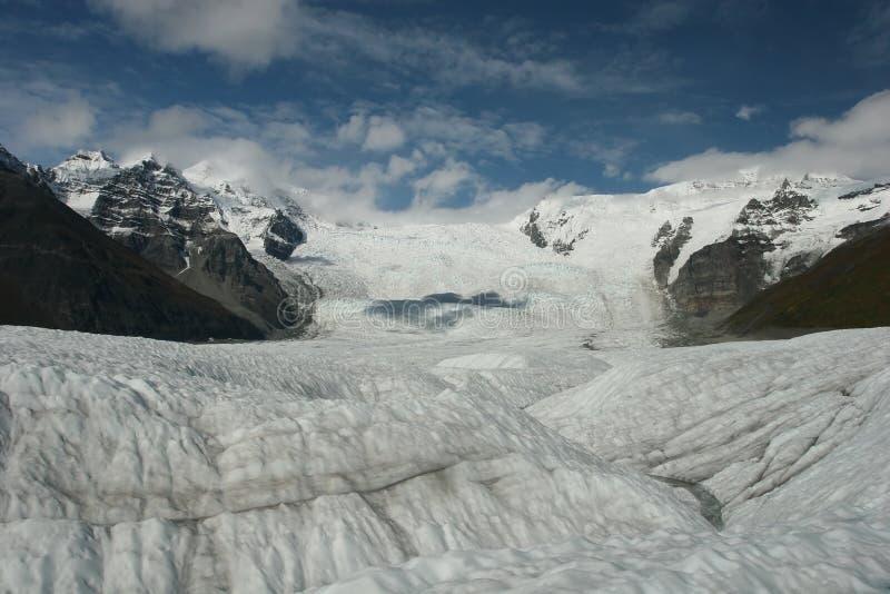 Wrangell-St. Elias stock afbeeldingen
