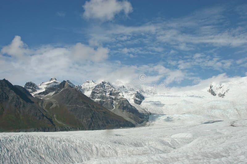 Wrangell-St. Elias imagens de stock