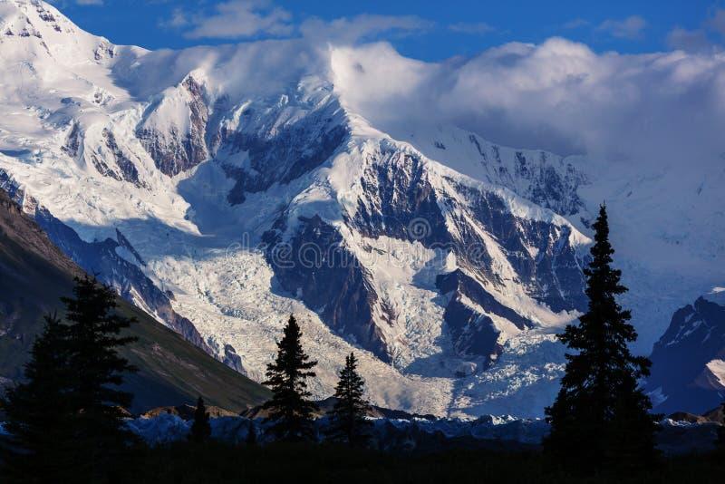 Wrangell-StElias NP images stock