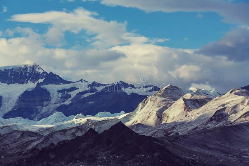 Wrangell-StElias NP photographie stock libre de droits