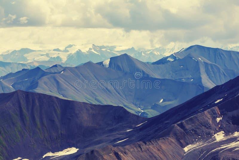Wrangell-StElias NP image libre de droits