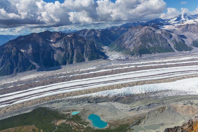 Wrangell-StElias NP obrazy royalty free