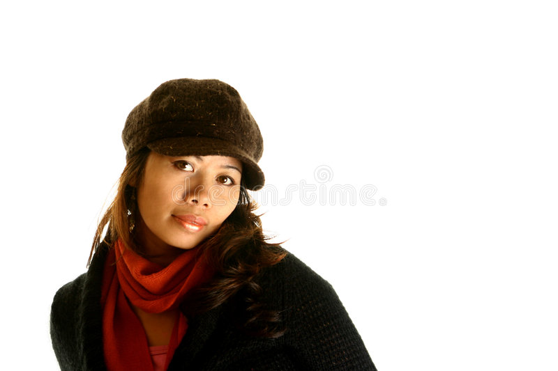 Download Wrap Up Warm Stock Photography - Image: 1716882