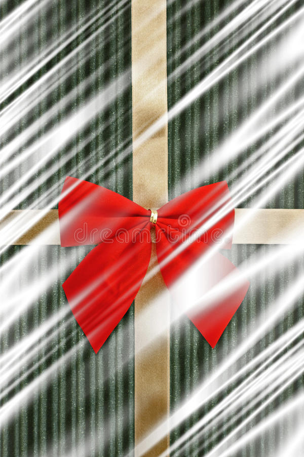 Download Wrapped gift concept stock image. Image of present, gift - 23512361