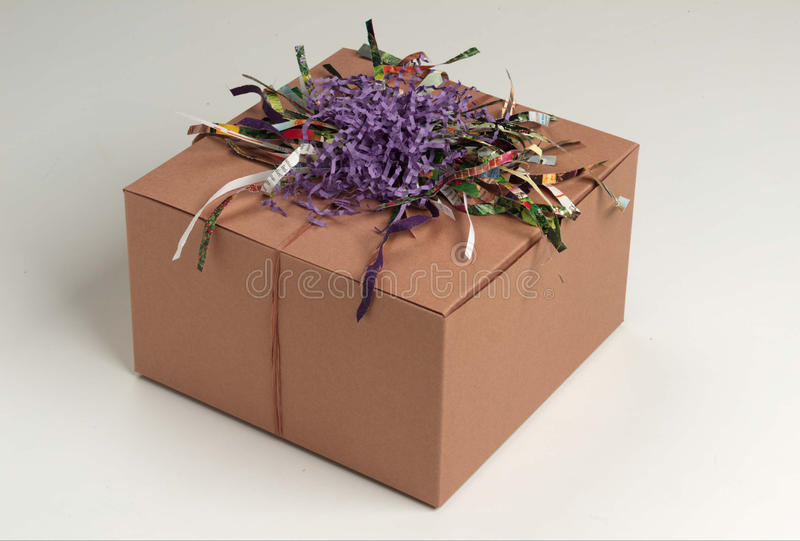 Download Wrapped Present Stock Image - Image: 17541621