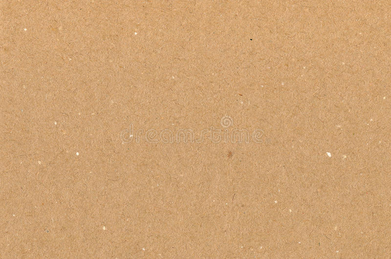 Wrapping paper brown cardboard texture, natural rough textured copy space background, light tan, yellow, beige horizontal pattern royalty free stock images